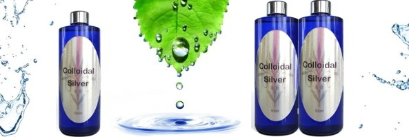 Colloidal Silver – an ALL Natural Treatment for your Labradoodle