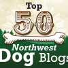 We Made Top 50 NW Dog Blogs!