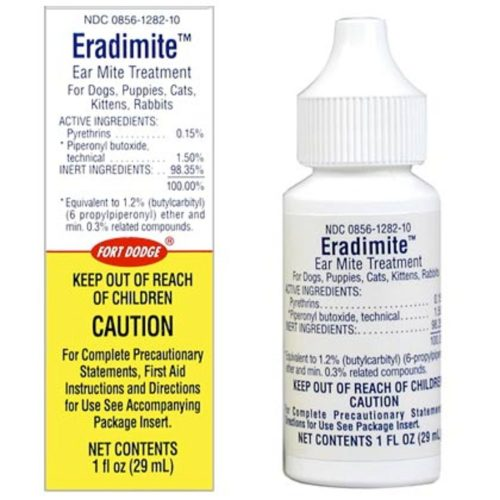 Eradimite - Ear Mite Treatment
