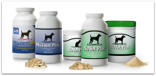 NUVET HEALTH PET PRODUCTS