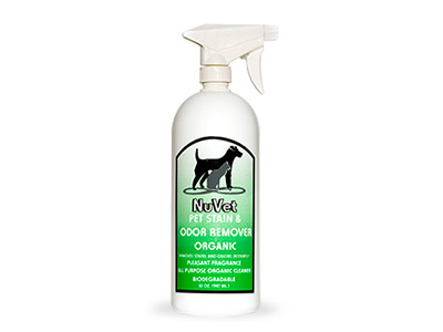 NUVET PET AND STAIN REMOVER SPRAY