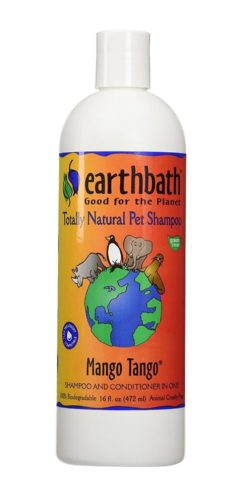 Earthbath Pet Shampoo Grooming supplies for dogs
