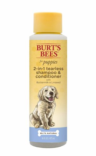 Burts Bees 2-1 tearless shampoo and conditioner