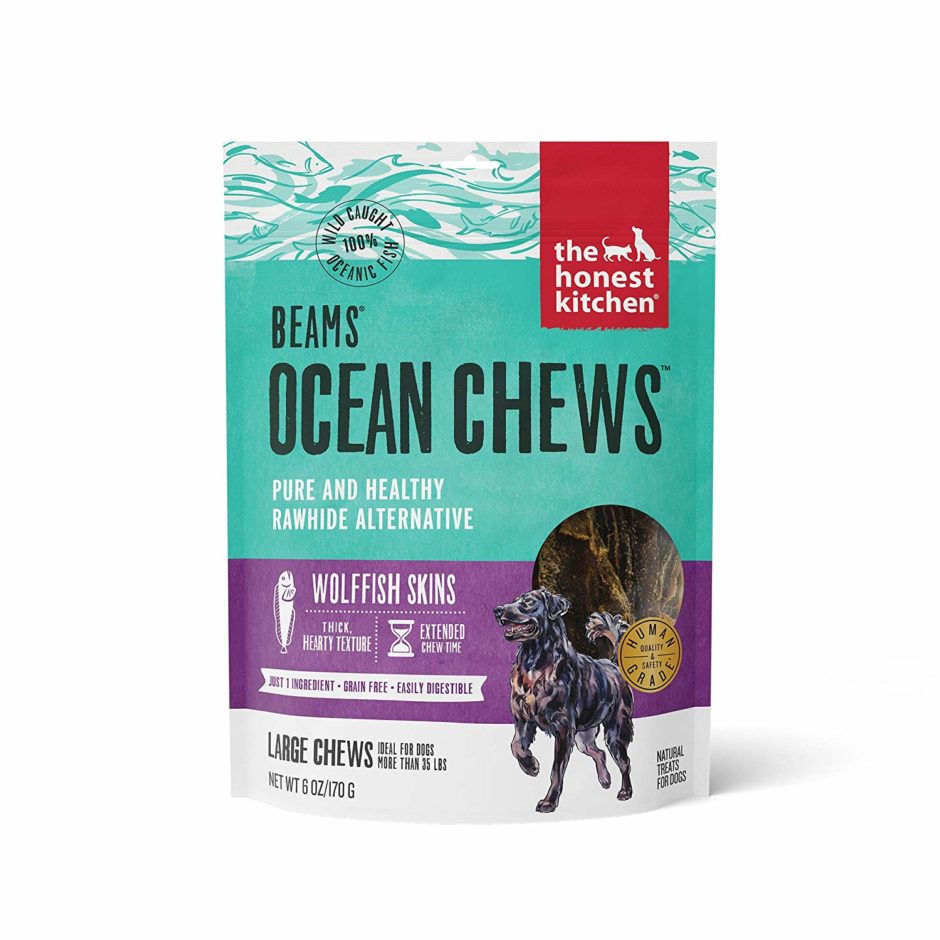FISH SKIN CHEWS FOR DOGS