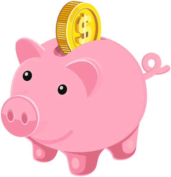 Piggy Bank Payment Icon