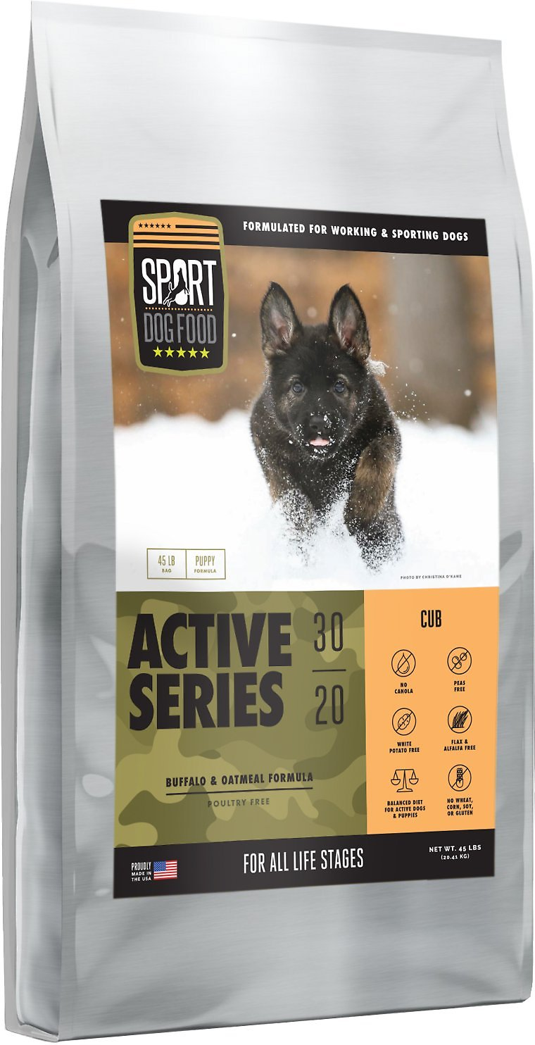 SPORTDOG - DOG FOOD