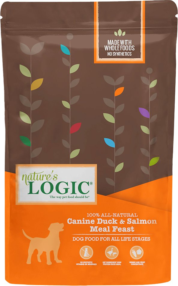 Natures Logic Duck and Salmon Dog Food on Chewy.com