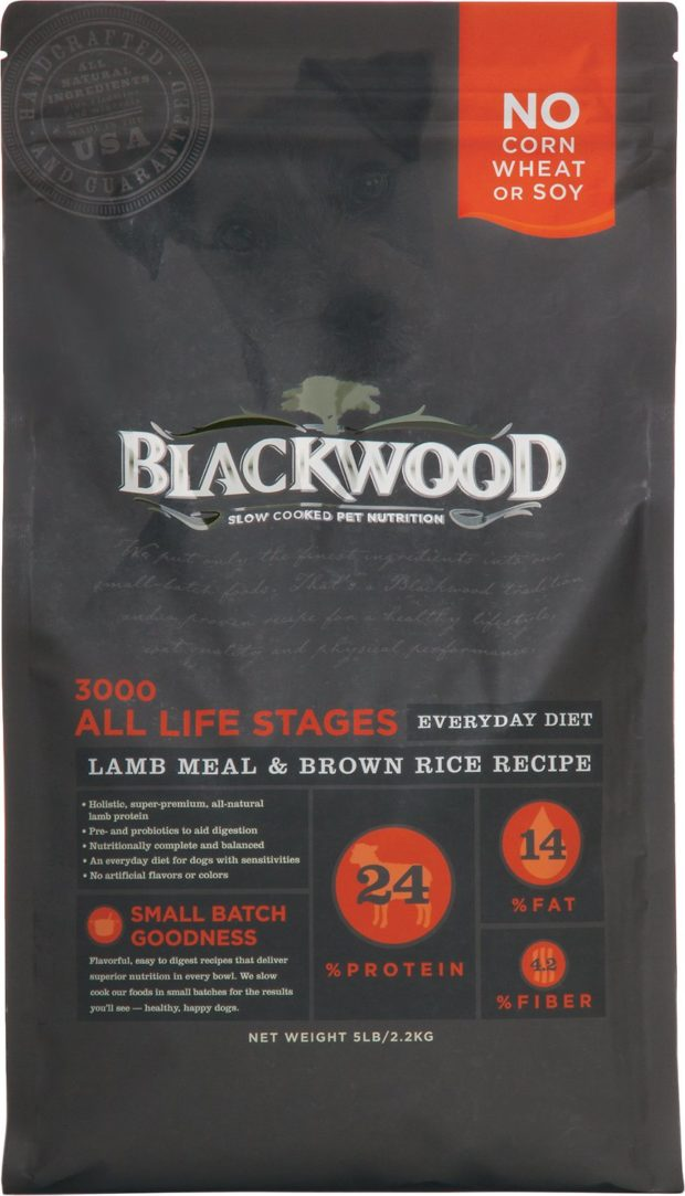 Blackwood Dog Food on Chewy.com