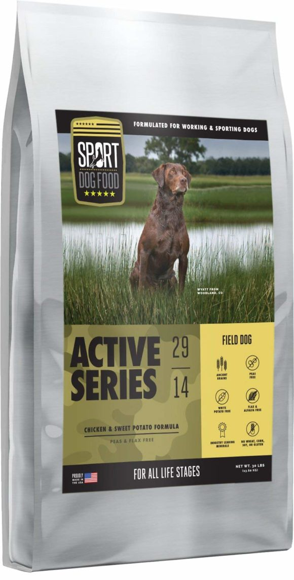 Herding Dog Sport Dog Elite Series