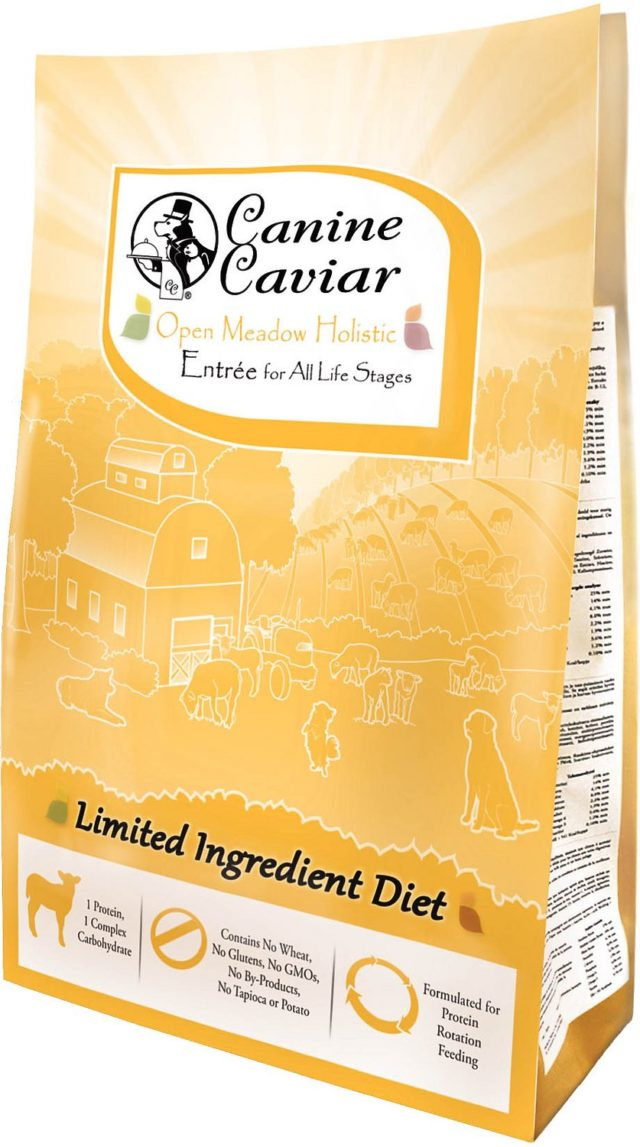 Canine Caviar Limited Ingredient Diet Open Meadow Holistic Entrée All Life Stages , 24-lb bag – $66.84 Buy On Chewy.comFdp%2F113393