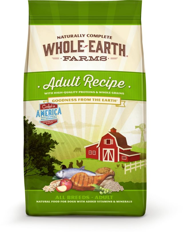 Whole Earth Farms Pea Free Dog Food