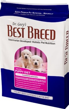Dr Gary's Best Breed Pea free dog food